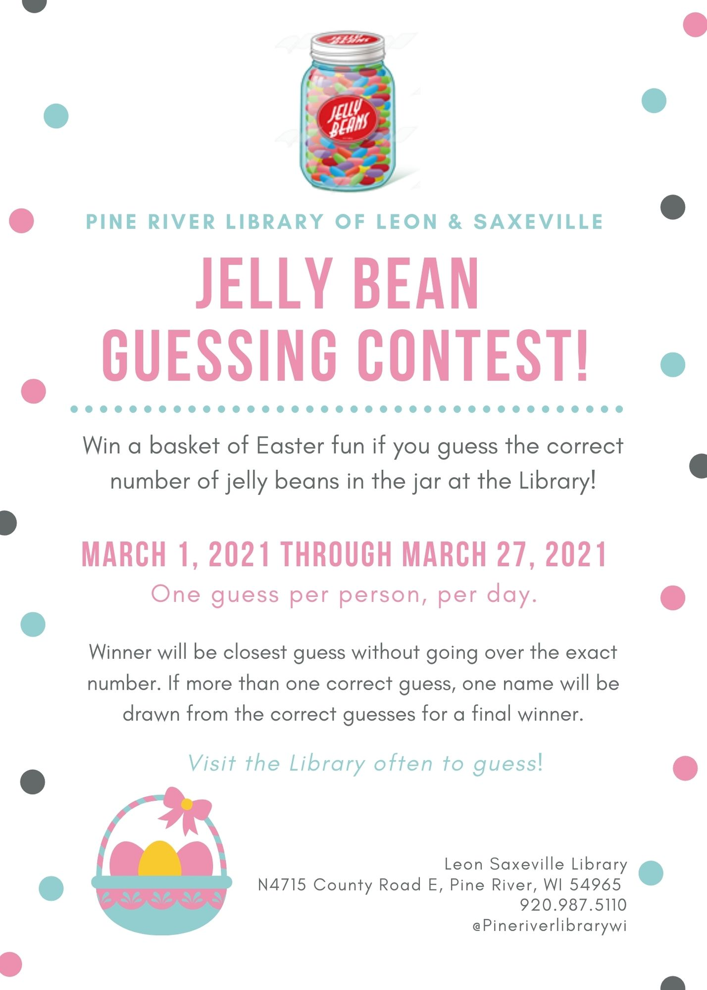 Guess the Jelly Beans!